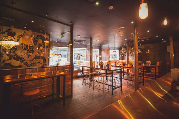 Bars in the Northern Quarter Manchester - Walrus
