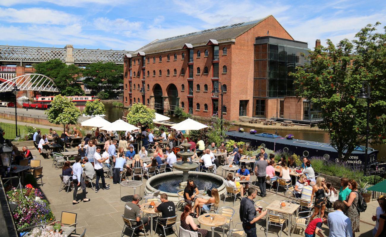 Brasserie Abode Manchester