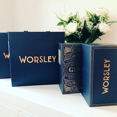 Worsley Gin Manchester